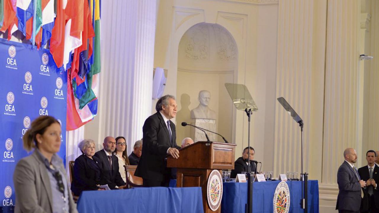 OEA no reconoce las elecciones legislativas en Venezuela