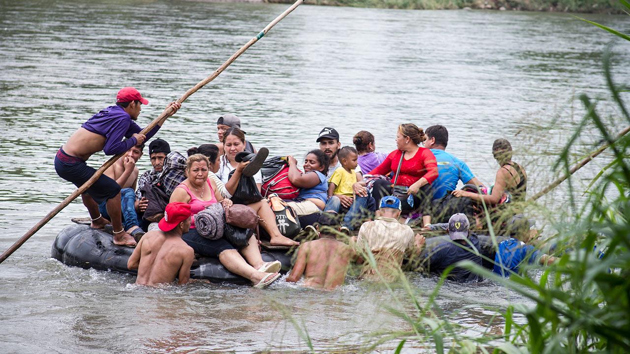 EU repatría a 33 dominicanos que buscaban llegar a la costa de Puerto Rico
