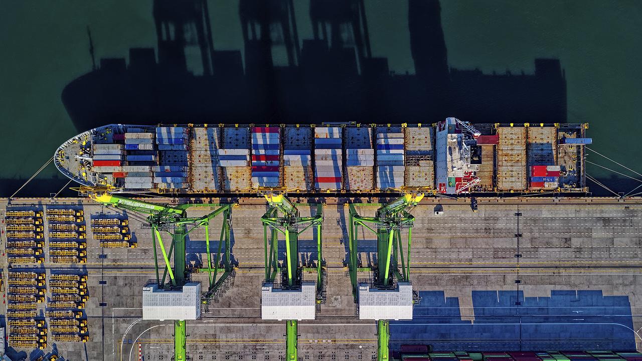 Puertos guatemaltecos aumentaron movimiento de carga en 4%