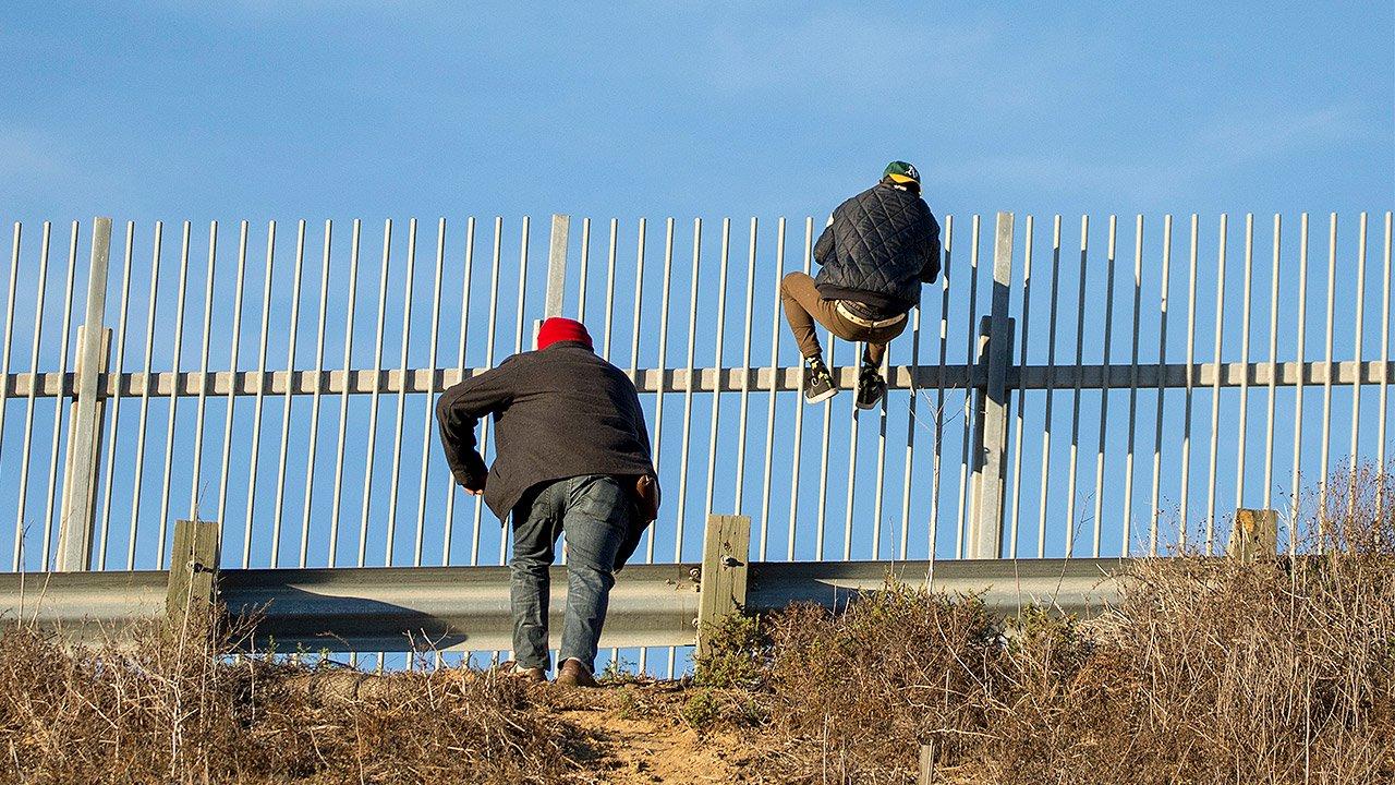 EU detuvo a 2.8 millones de migrantes en la frontera sur entre 2014 y 2019