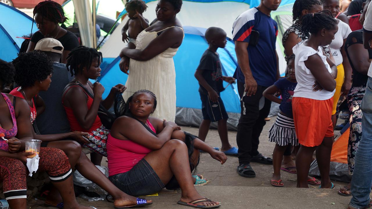 Se contagian por COVID-19 14   migrantes latinoamericanos en albergue de México