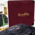 Harry Potter capa de invisibilidad