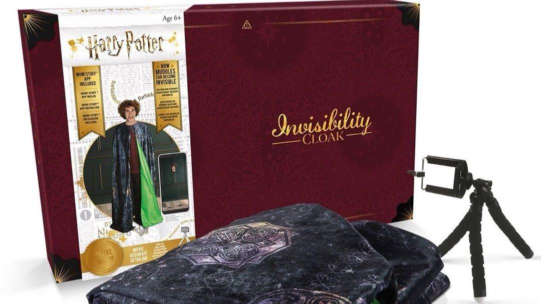 La capa de invisibilidad de Harry Potter es una realidad