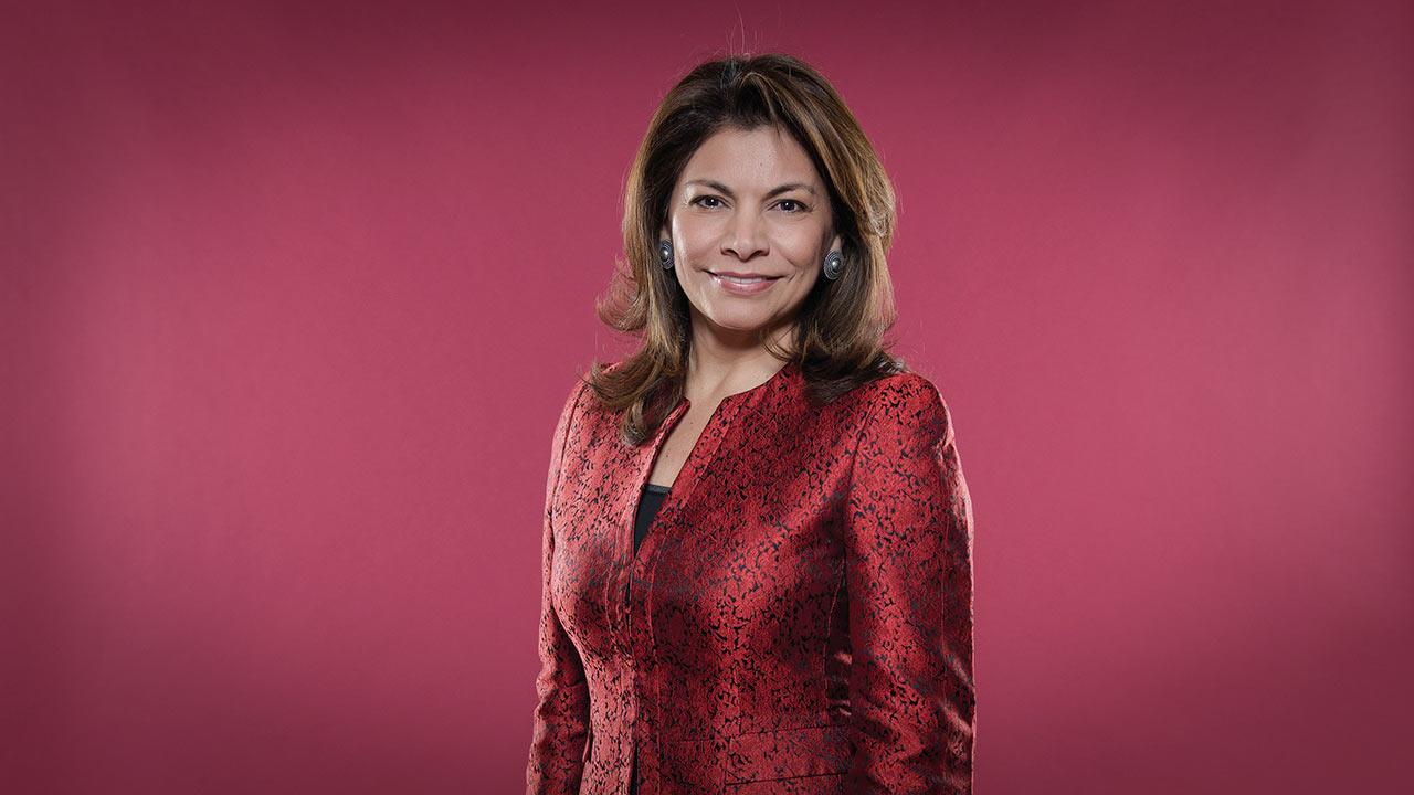 Expresidenta Laura Chinchilla retira su candidatura a la presidencia del BID