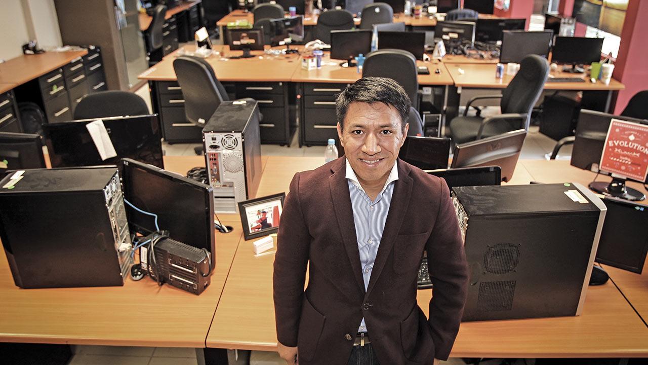 """Marcos Antil vende XumaK: """"Todo lo que he hecho es por el sueño guatemalteco"""""""