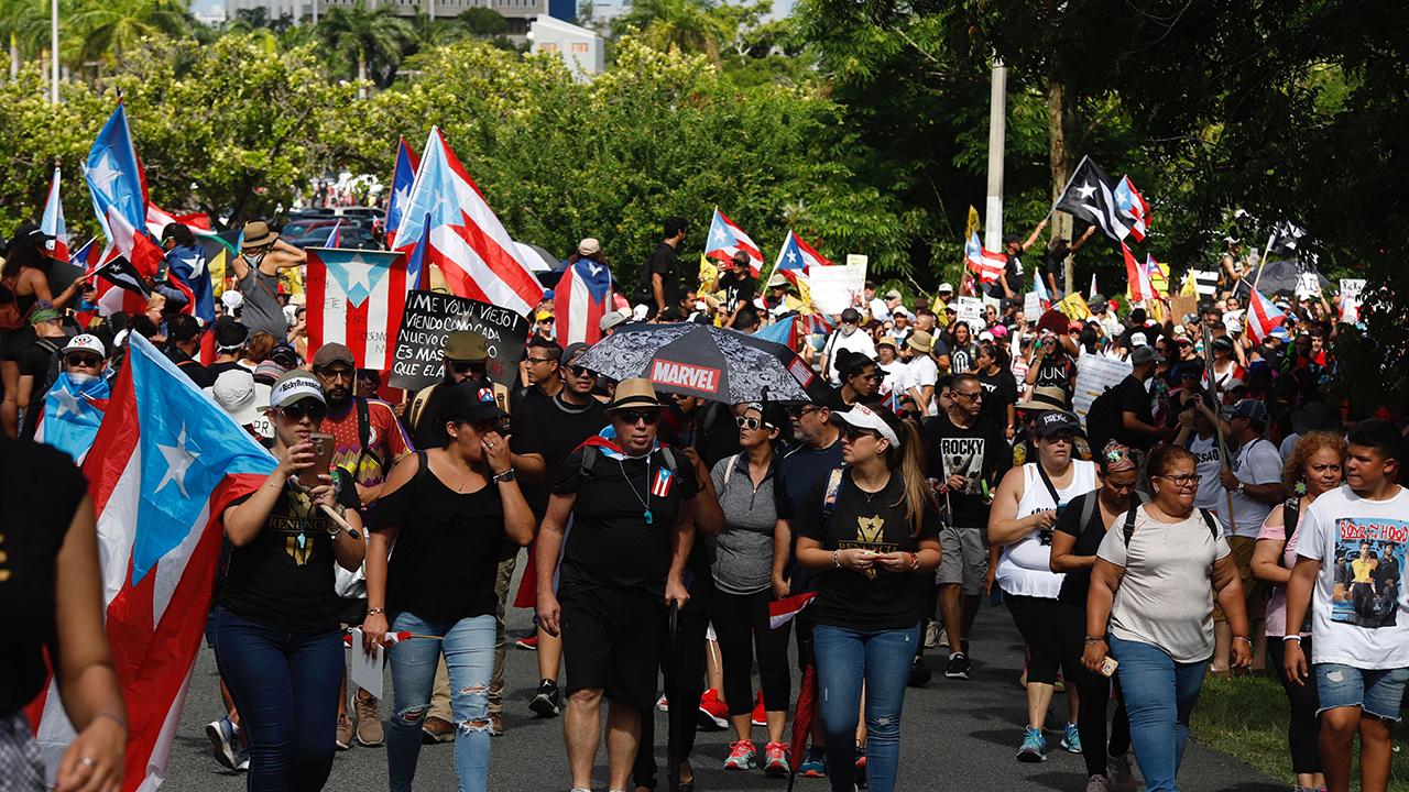 Entregan todas las papeletas para las elecciones de noviembre en Puerto Rico