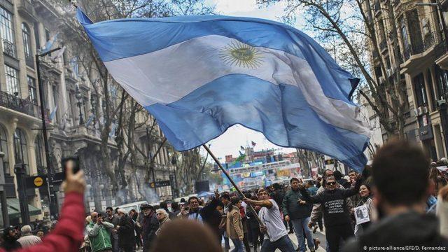 Argentina no va hacia Venezuela