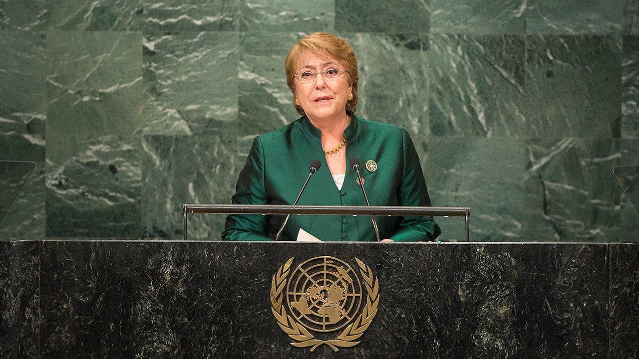 Bachelet denuncia ante Consejo D.Humanos deterioro de situación en Nicaragua