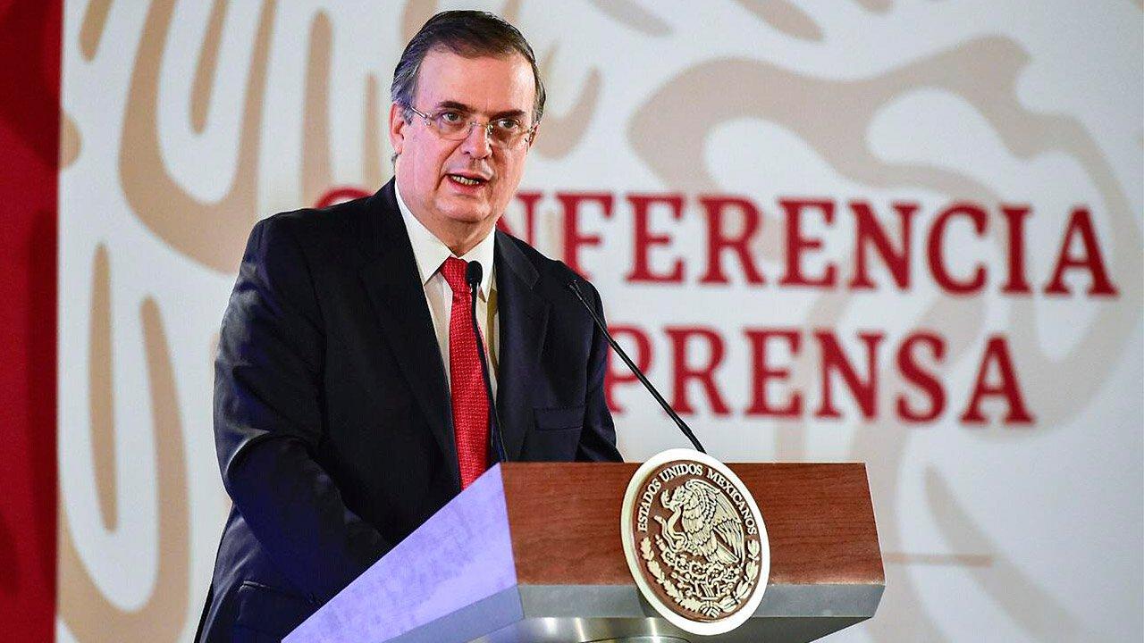 Ministro de Exteriores  mexicano responde a Bukele sobre vuelo de Avianca