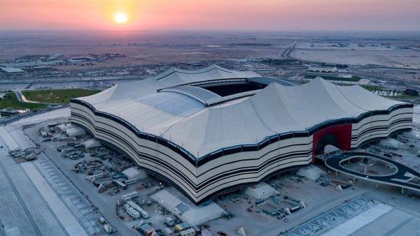A punto de completarse el estadio Al Bayt para el mundial de Qatar 2022