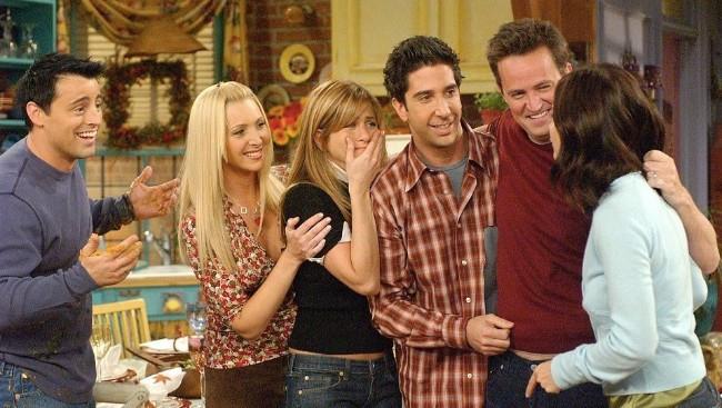 'Friends' se queda en Netflix Latinoamérica