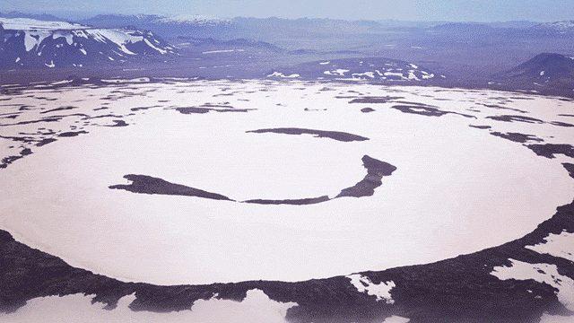 primer glaciar desaparecido