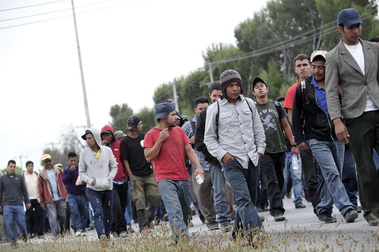 Organización Alsare de El Salvador logra que migrantes retornen
