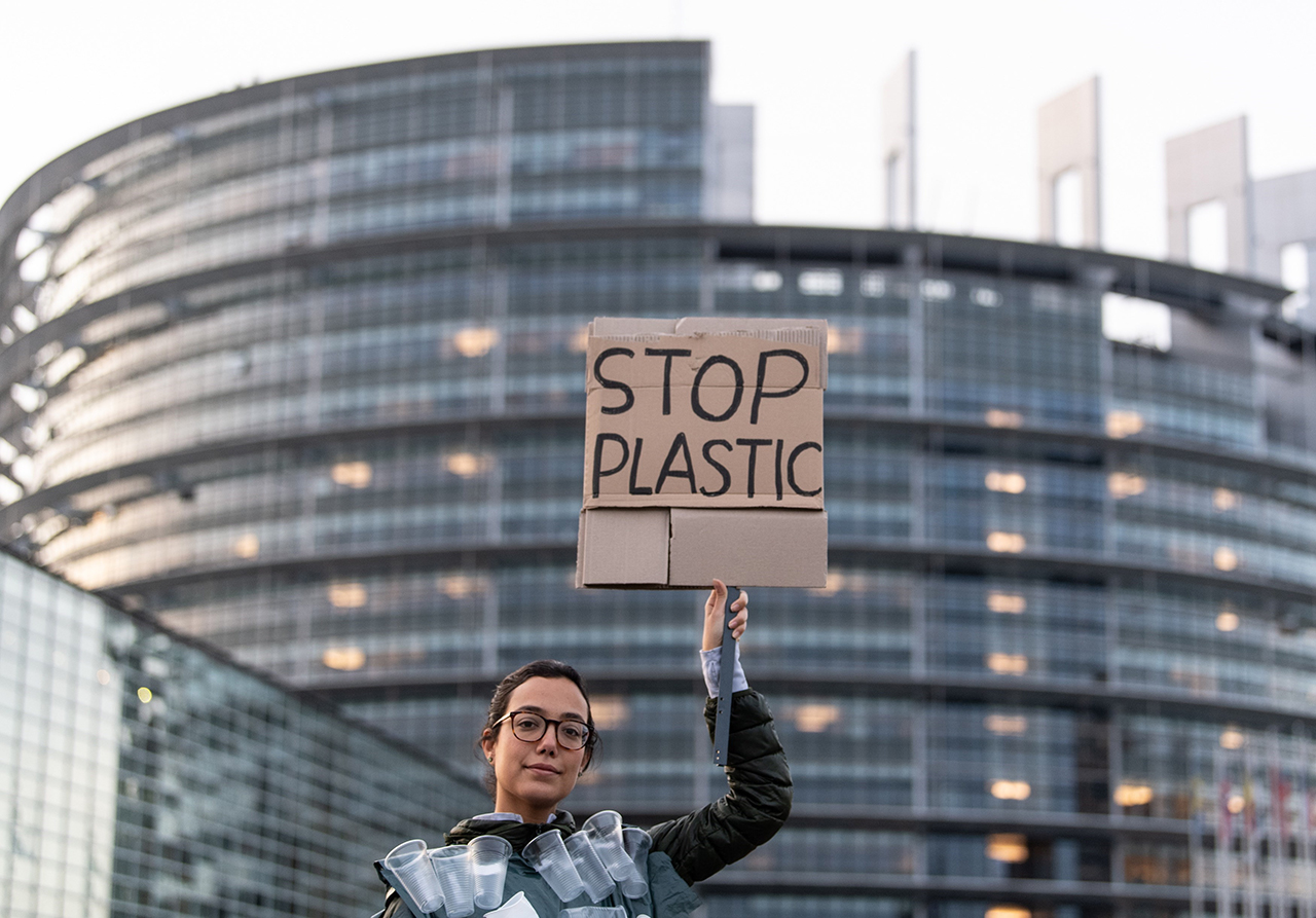Entra en vigor en Belice la prohibición de plástico de un solo uso