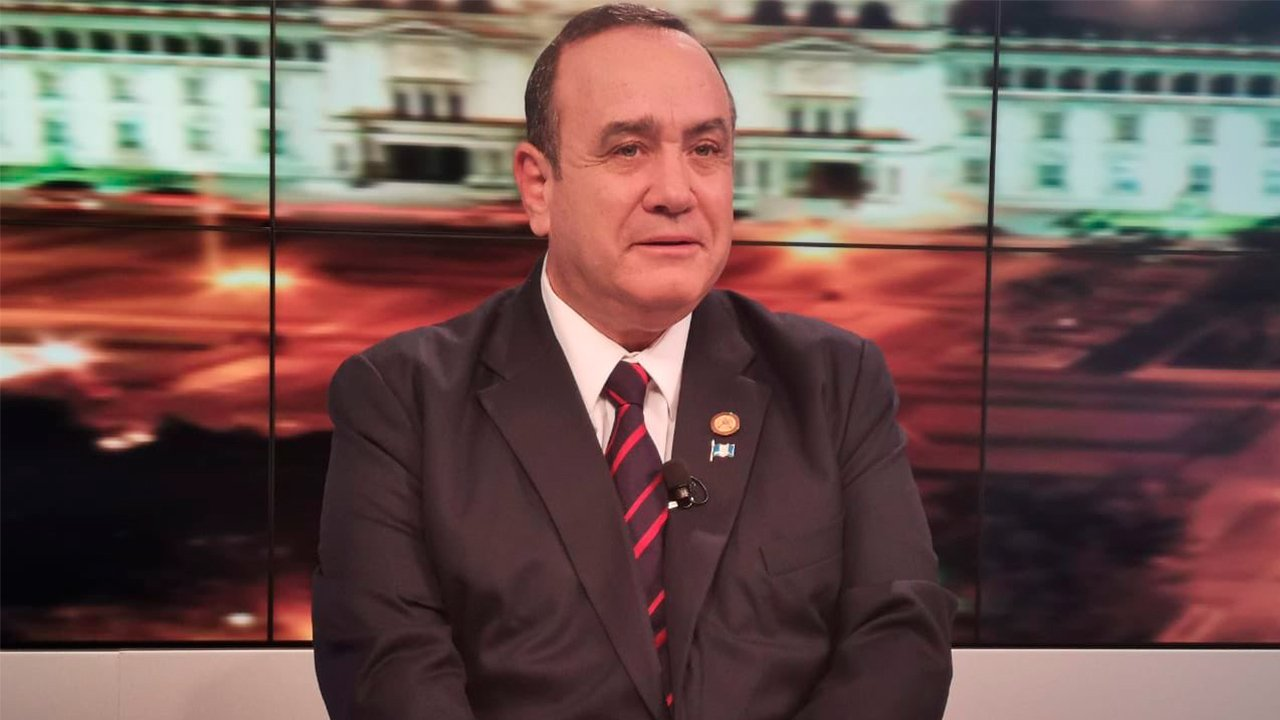 Activista de Guatemala advierte continuidad del Gobierno de Morales con Giammattei