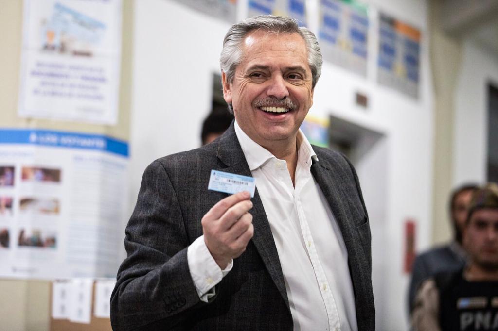 Peso argentino se aprecia tras declaraciones de  Alberto Fernández