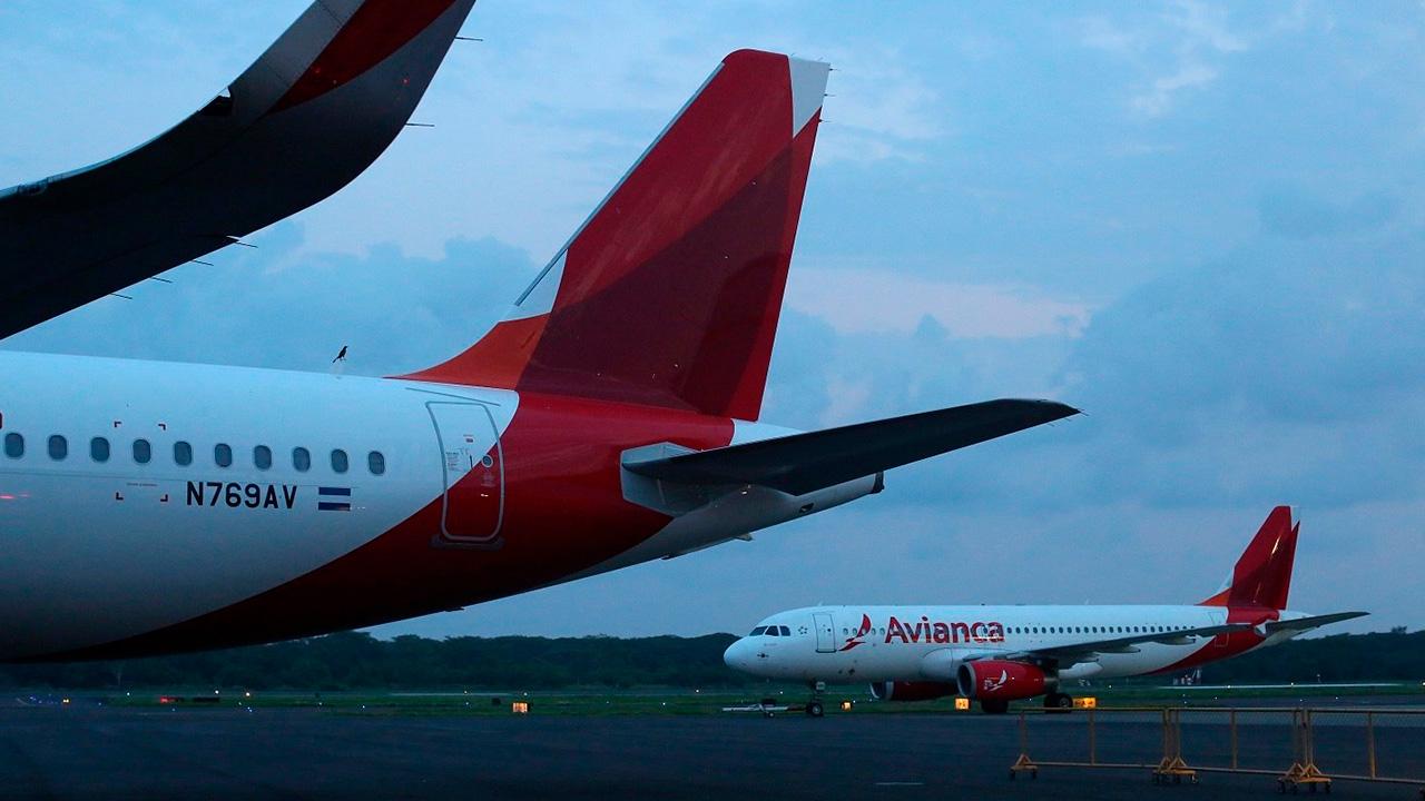 Avianca Holdings dejará en tierra a 132 aviones por coronavirus