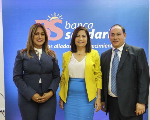 BS destinó más de 60,000 dólares a microempresarios dominicanos