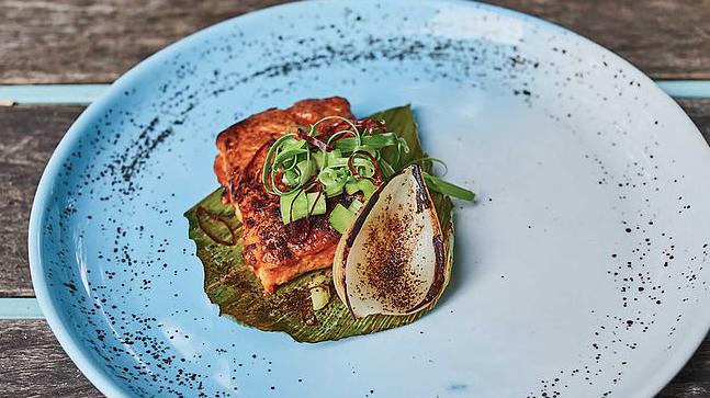 Quién es Mario Castrellón, el chef invitado de Food & Wine Table