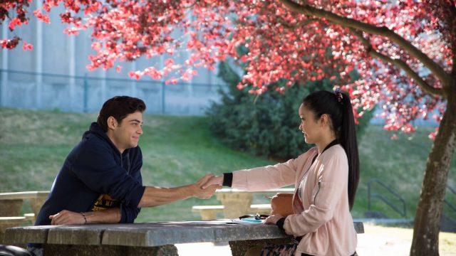 'A todos los chicos de los que me enamoré', la nueva trilogía de Netflix
