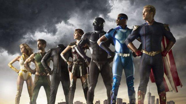 Las series de superhéroes que dominan el mundo del streaming