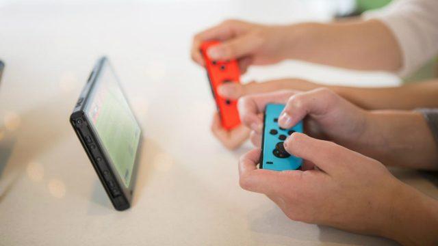 Lanza Nintendo calculadora científica para su consola Switch