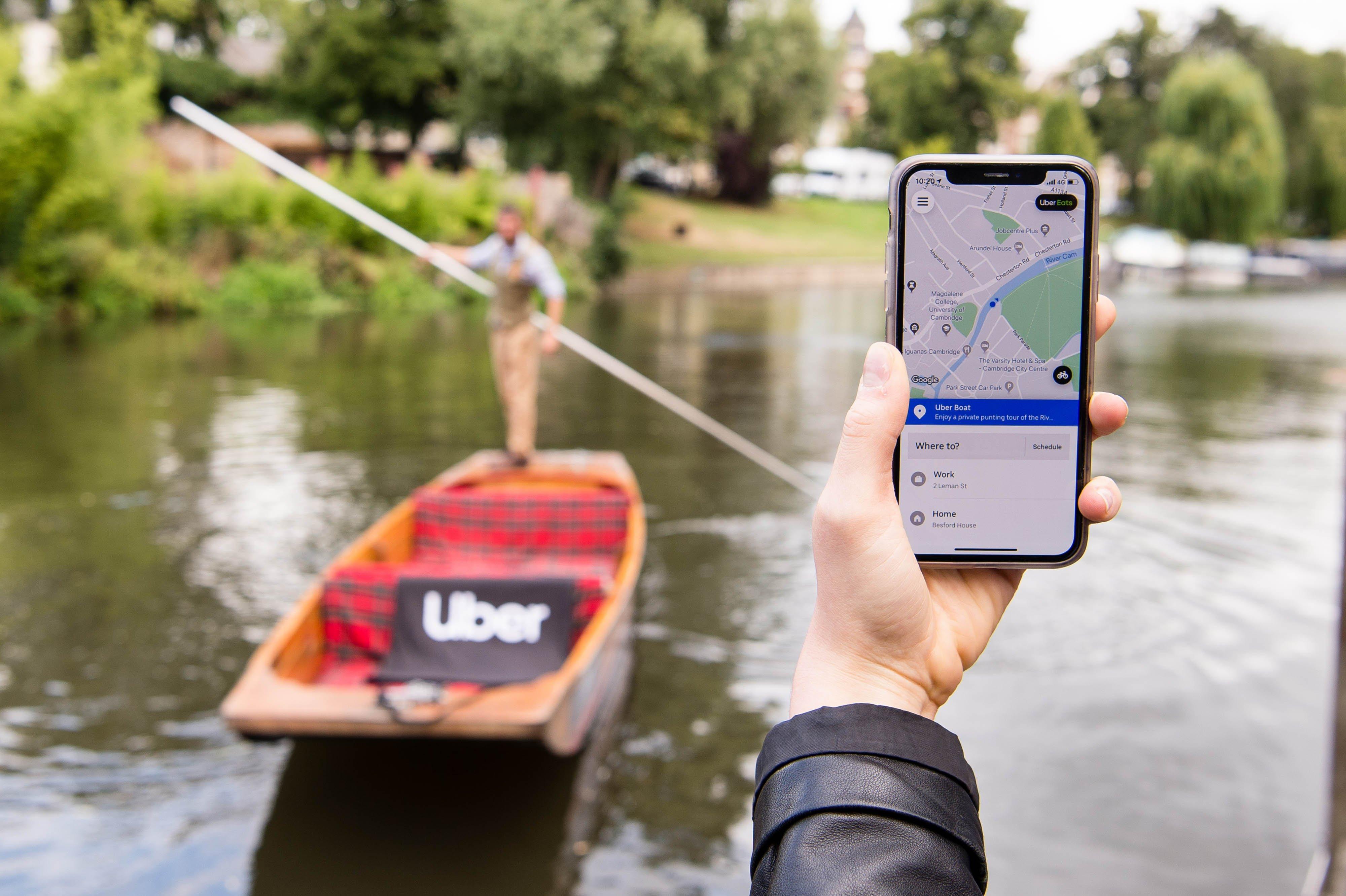 """Uber Eats ofrece su nueva modalidad """"para llevar"""" en El Salvador"""