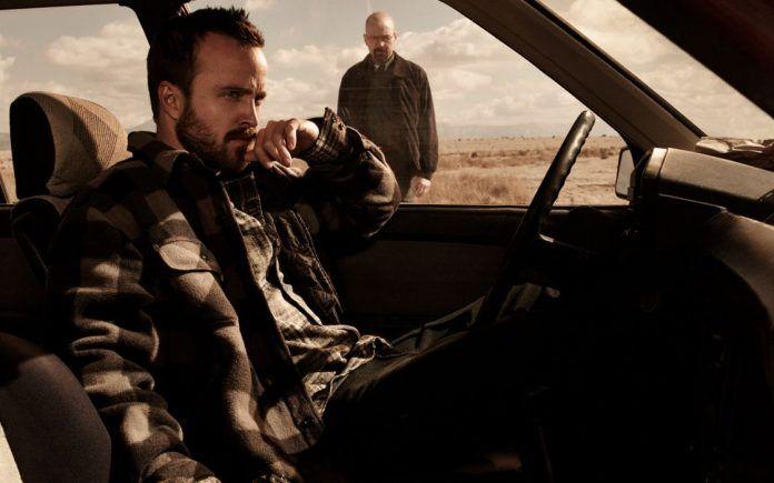 Jesse Pinkman regresa a la película de 'Breaking Bad'