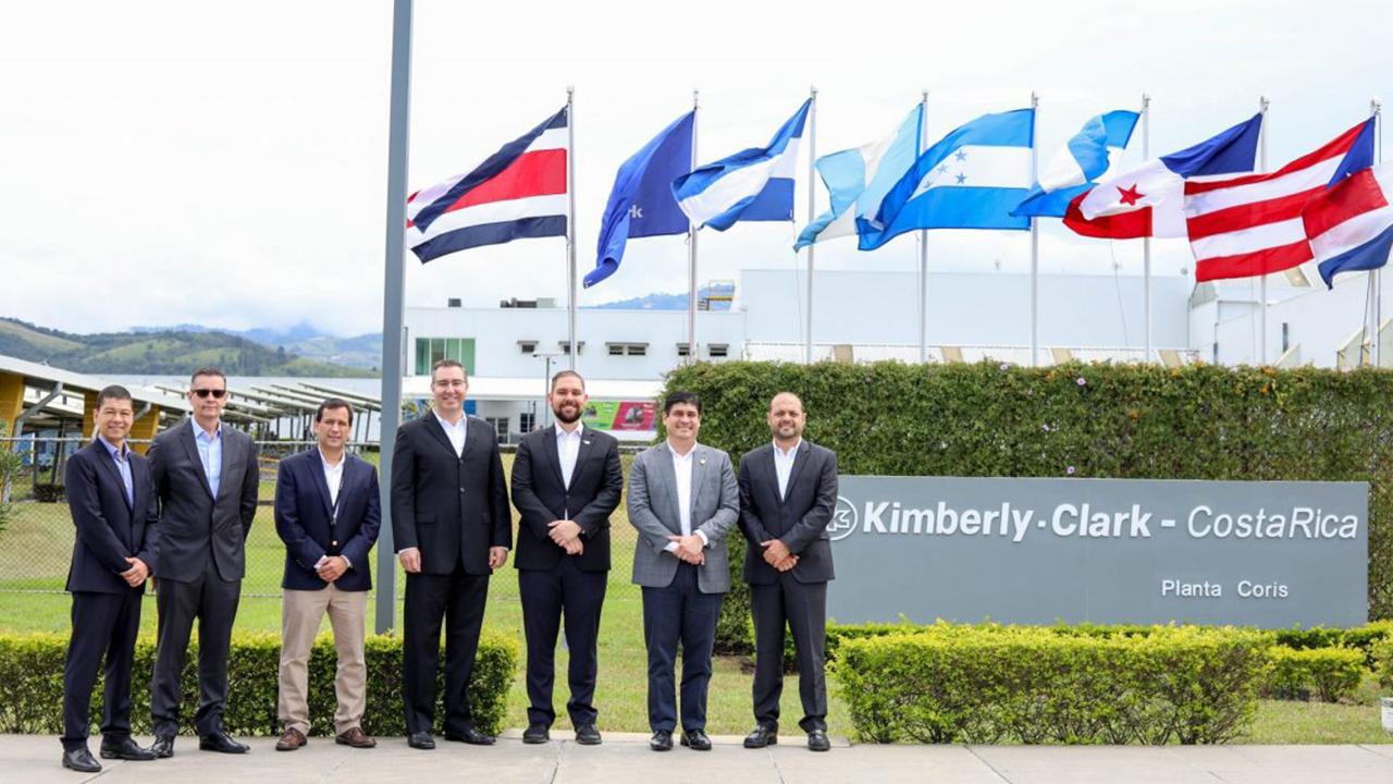Kimberly-Clark invierte 42 mdd en Costa Rica