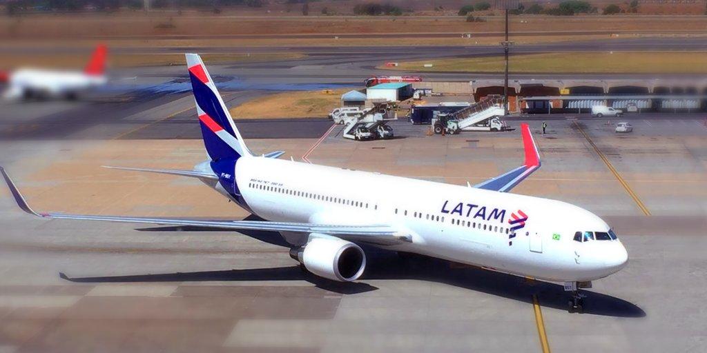 La aerolínea Latam Brasil se acoge a la ley de quiebras estadounidense