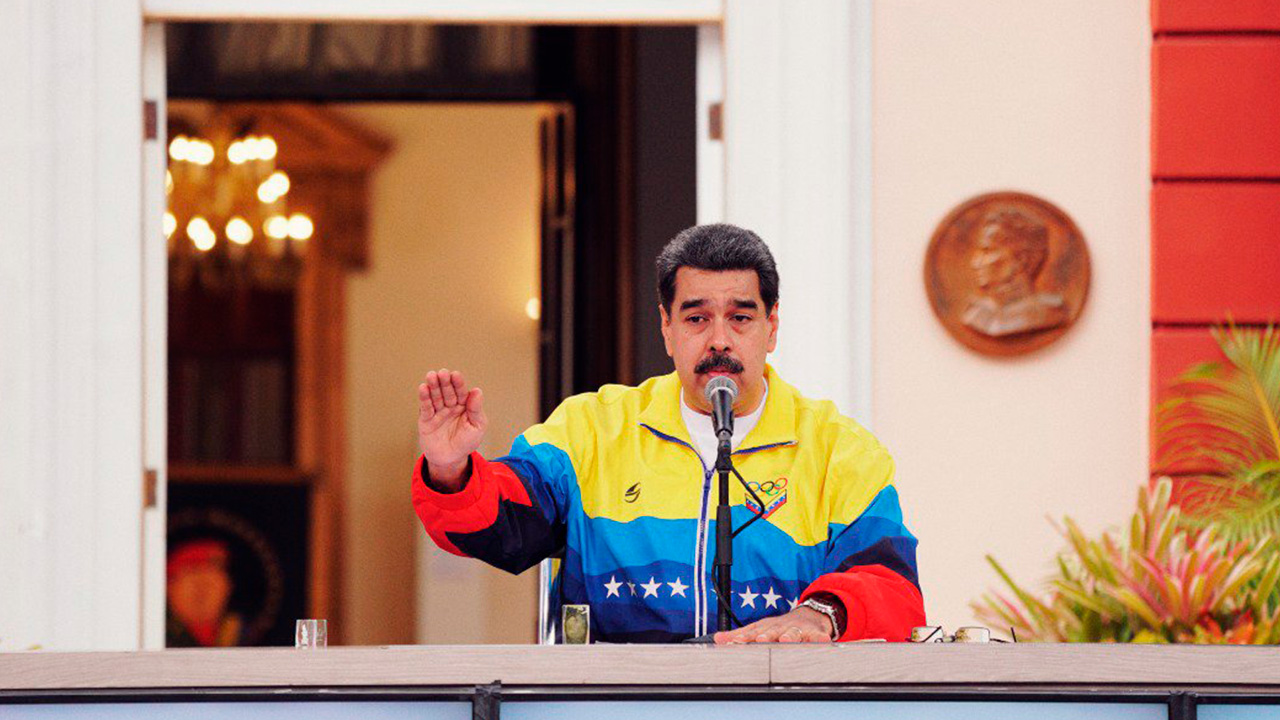 Maduro llama 'Porky' a Iván Duque tras fracaso del TIAR