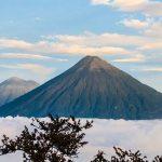Guatemala volcanes