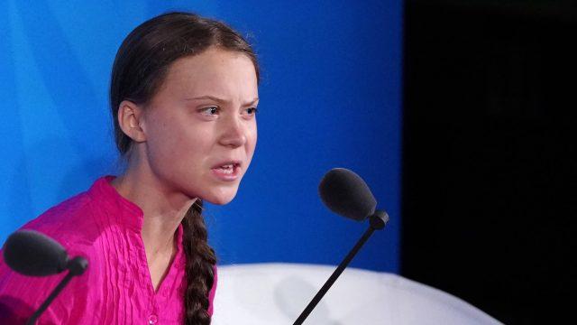 La 'treta' de Greta Thunberg