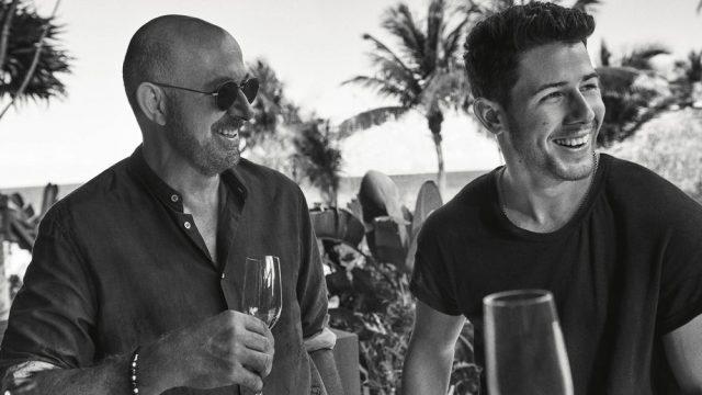 'Villa One': el tequila de Nick Jonas y John Varvatos