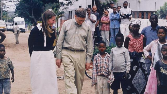 Bill y Melinda Gates anuncian que se van a divorciar