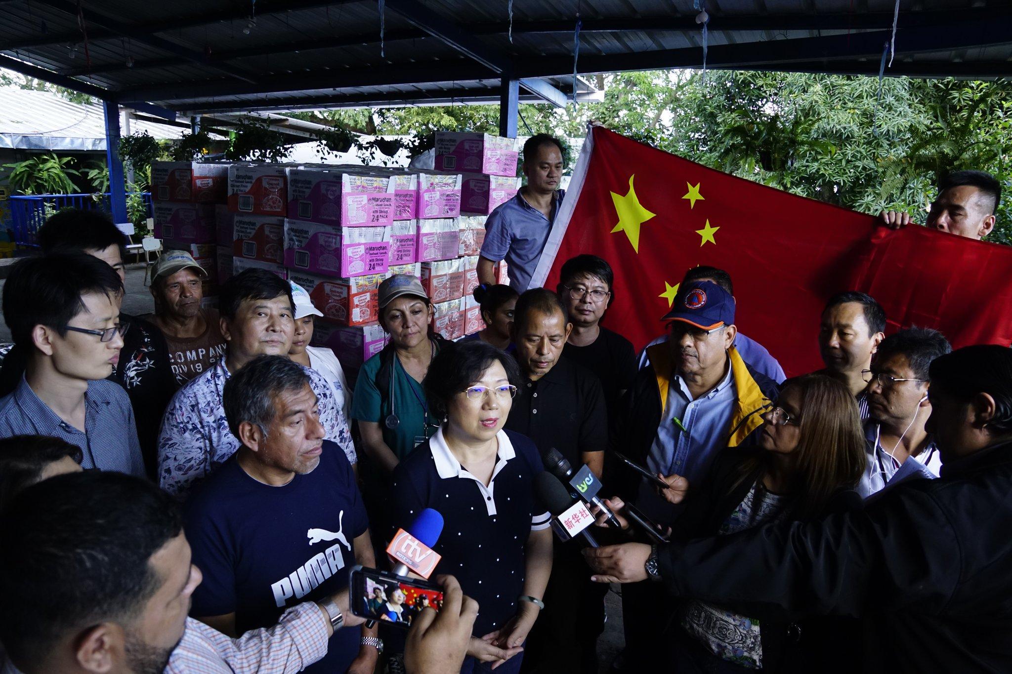China espera proyectos de cooperación con El Salvador con un valor de 130 mdd