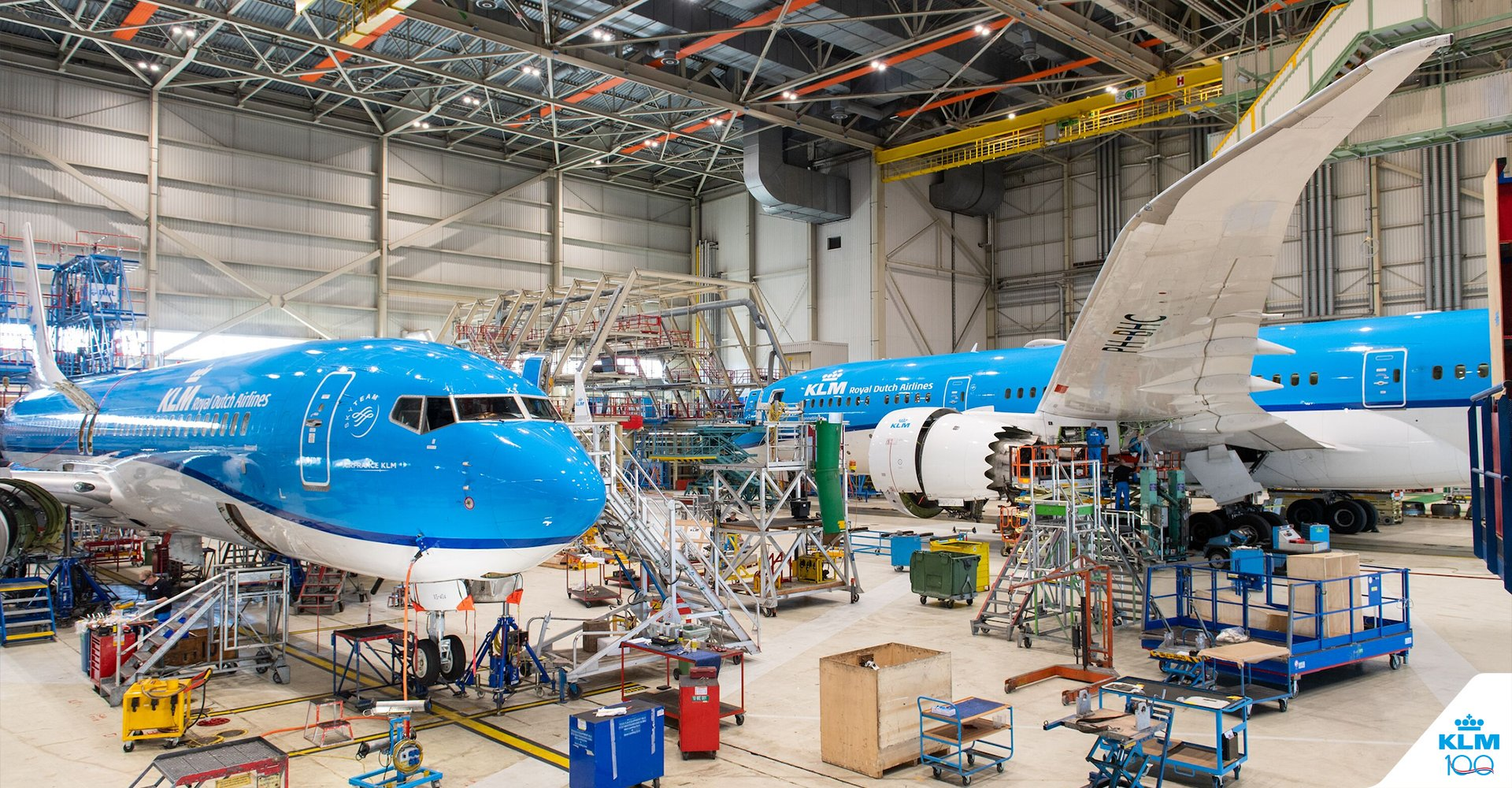 Aerolínea holandesa KLM llega por primera vez a Liberia, Costa Rica