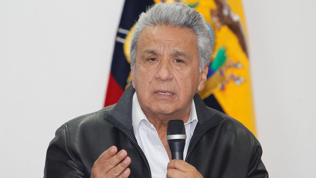 """Presidente de Ecuador derogará polémico decreto en """"próximas horas"""""""