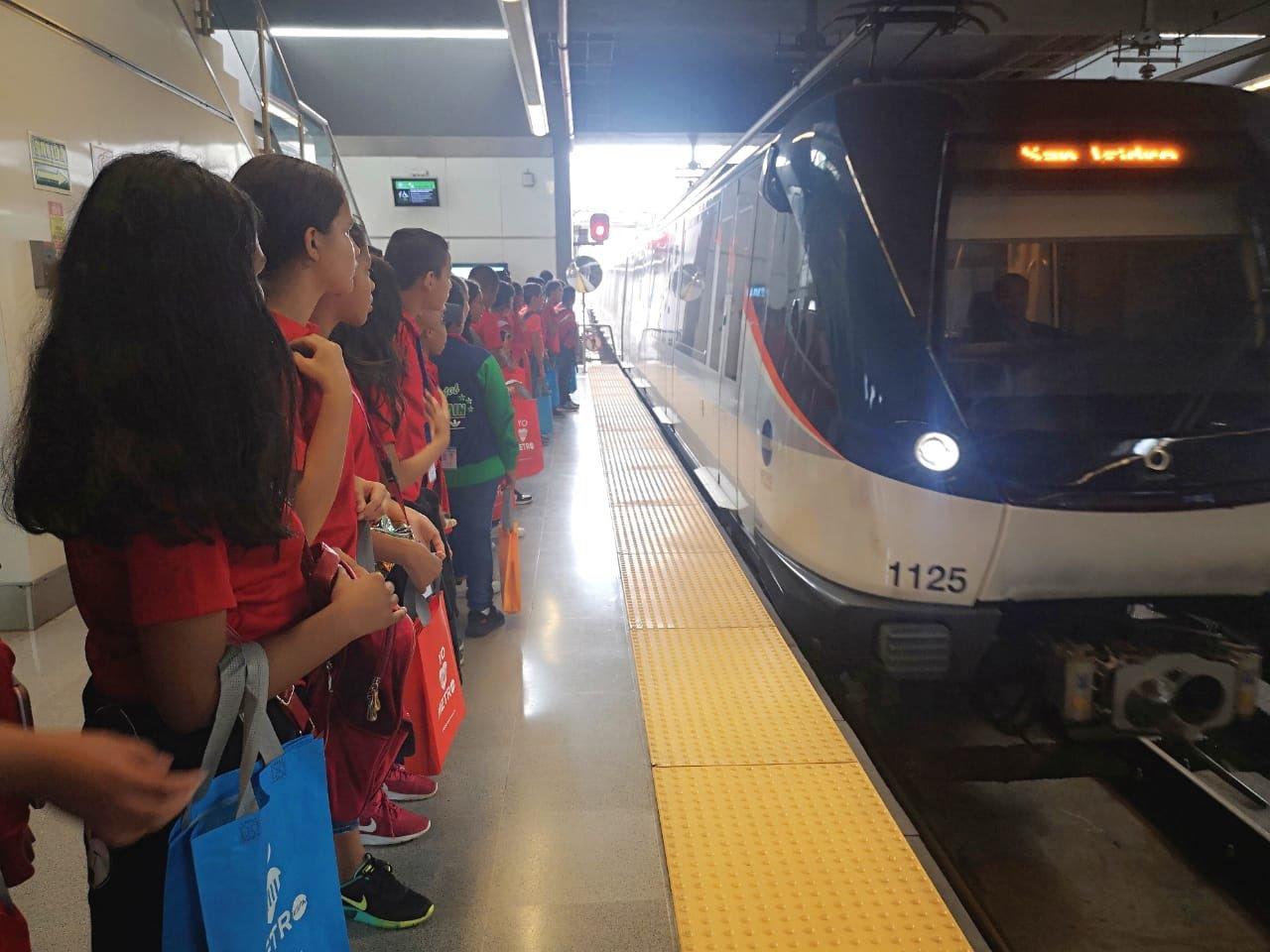 Linea 3 del Metro va por un túnel, pero cuarto puente se aplaza hasta 2021