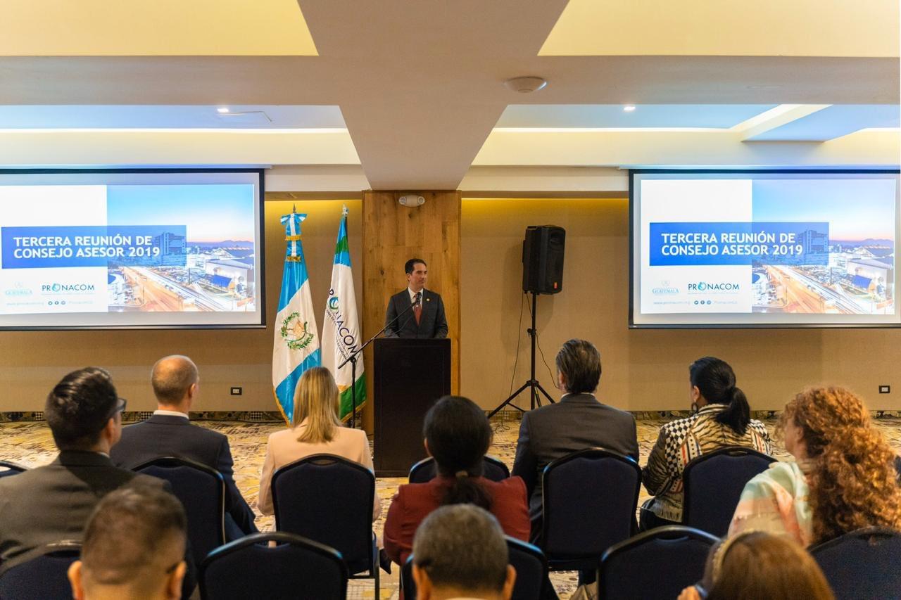 Pronacom fortalece el desarrollo humano y gestión territorial en Guatemala