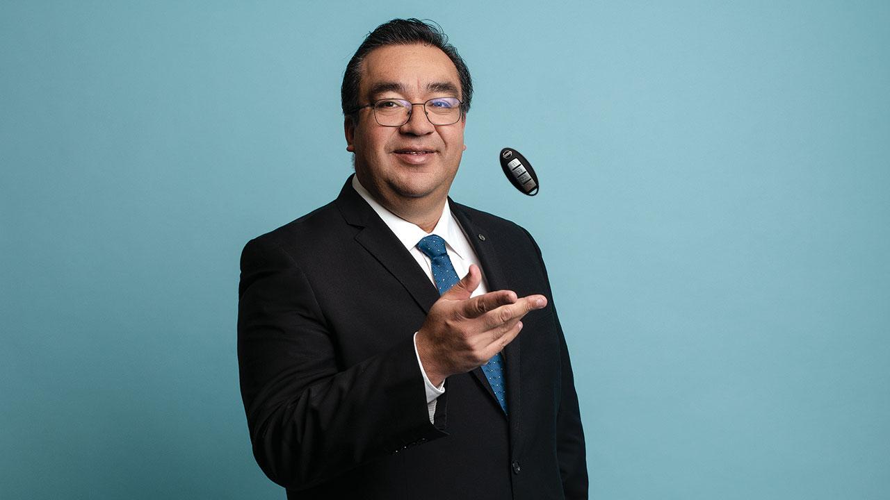 Nissan tiene la llave del futuro para 'conducir' a Centroamérica y toda Latam