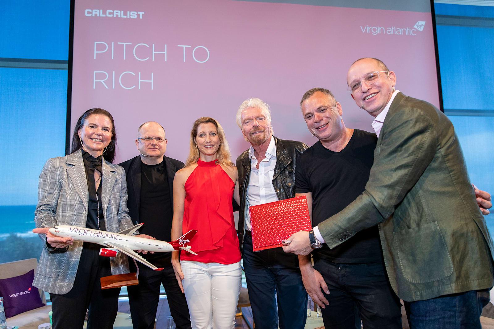 Se tiene que trabajar en una empresa antes de emprender: Richard Branson