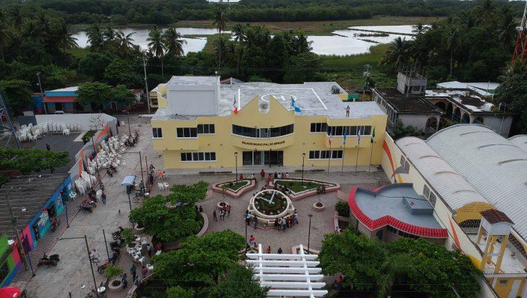 Sipacate, el municipio de Guatemala que hace cuatro años era una aldea