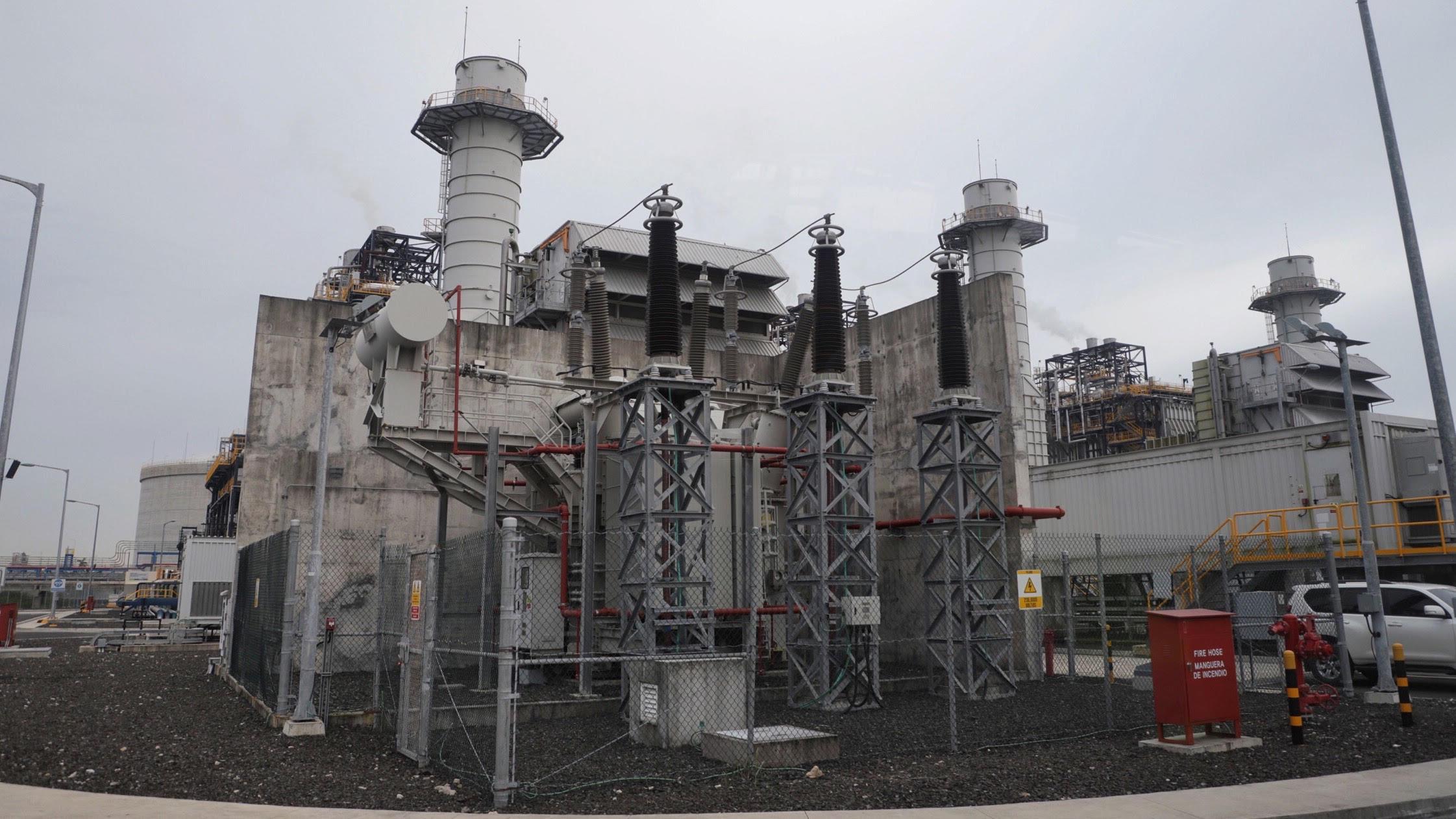 Panamá ya tiene el primer hub de gas natural de Centroamérica