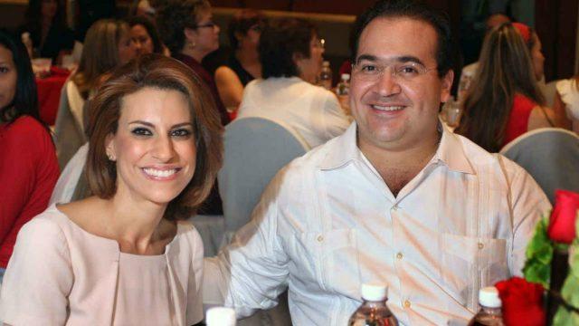 Detienen a Karime Macías, esposa de Javier Duarte, en Londres