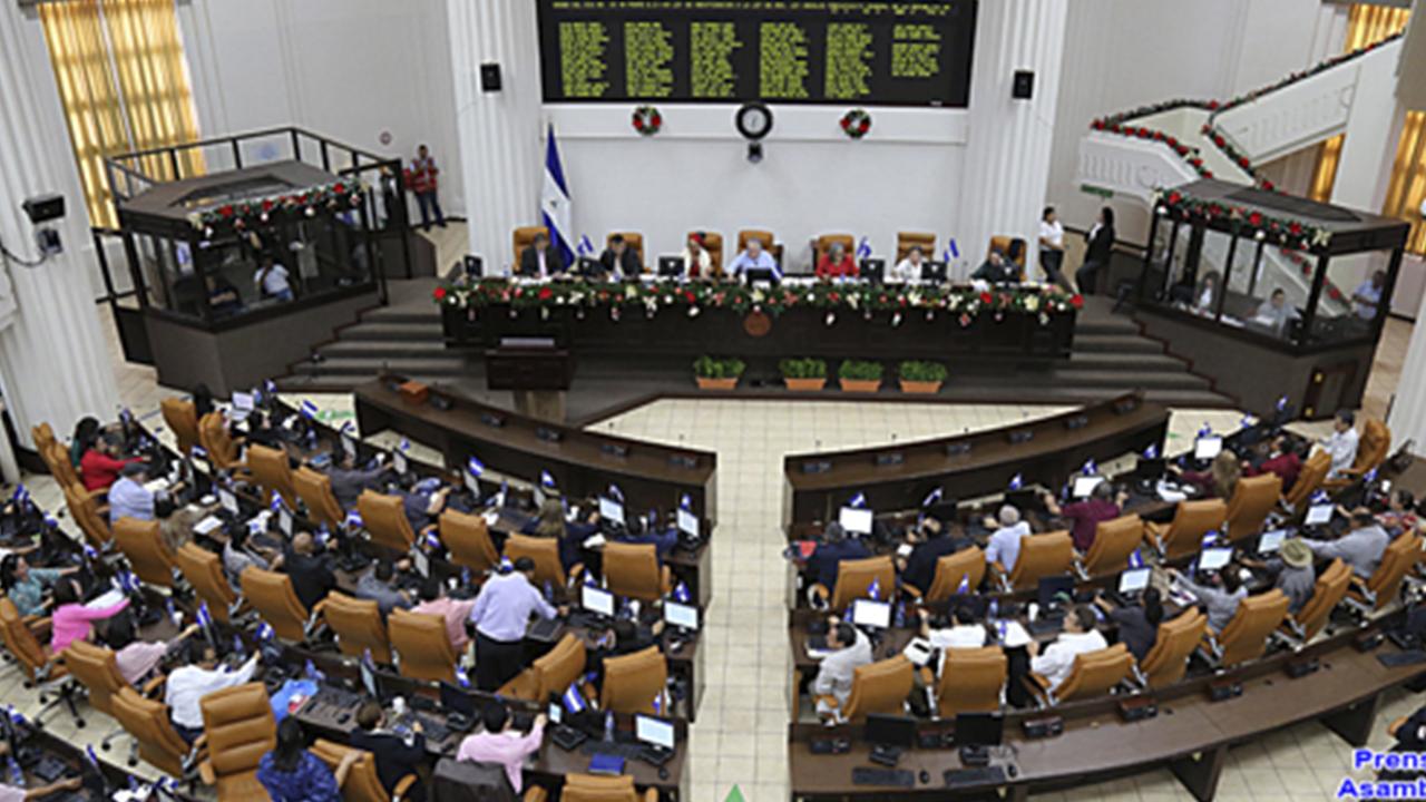 El opositor Partido Liberal de Nicaragua pide destituir a 4 de sus diputados