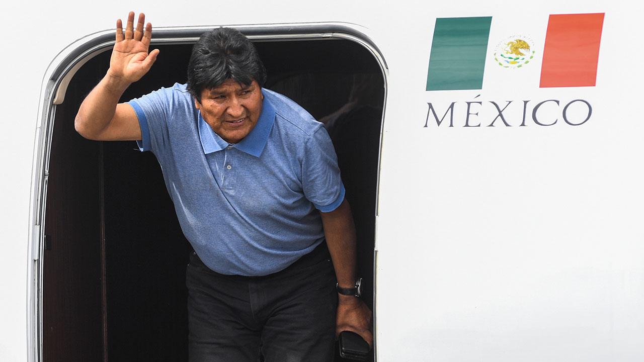 Apegado a tradición diplomática de México el asilo a Evo Morales, expertos