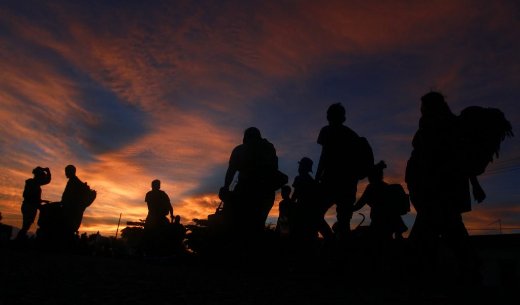 Unos 11,370 migrantes extrarregionales llegaron a Panamá entre enero y abril