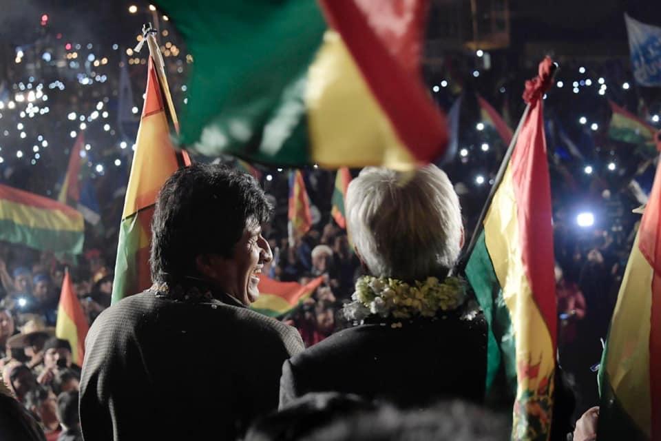 Evo Morales llegará a México en próximas horas