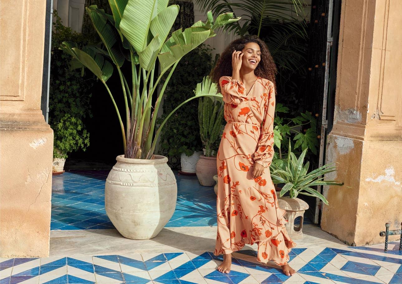 H&M anuncia su primera colaboración con una diseñadora latinoamericana